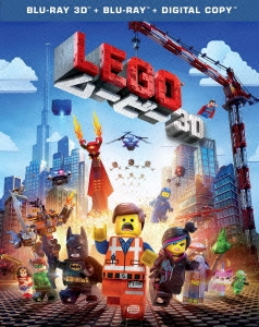 フィル・ロード/LEGO(R)ムービー 3D&2D ブルーレイセット [1000494332]
