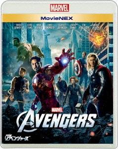 ジョス・ウェドン/アベンジャーズ MovieNEX [Blu-ray Disc+DVD] [VWAS-6138]