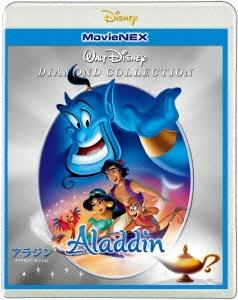 アラジン ダイヤモンド・コレクション MovieNEX [Blu-ray Disc+DVD] Blu-ray Disc