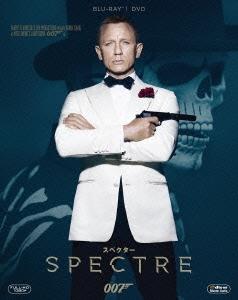 サム・メンデス/007 スペクター [Blu-ray Disc+DVD] [MGXF-64760]