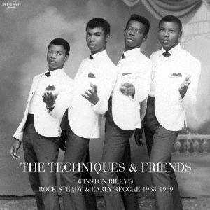 Winston Riley's Rock Steady & Early Reggae 1968-1969 CD