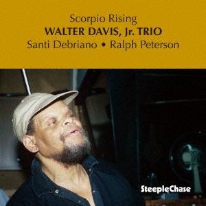Walter Davis Jr. Trio/スコルピオ・ライジング<完全限定盤>[THCD-460]