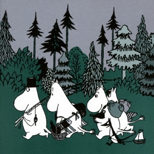 Kazumi Tateishi Trio/-Joy with Moomin- Go to the Forest 森へ[VICL-64808]