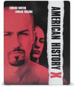 アメリカン・ヒストリーX ブルーレイ スチールブック仕様<数量限定生産版> Blu-ray Disc