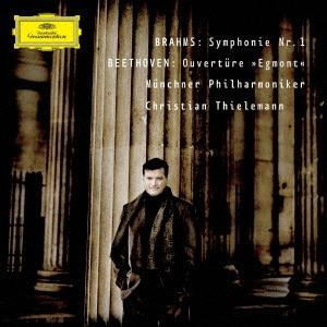 クリスティアン・ティーレマン/ブラームス:交響曲第1番 ベートーヴェン:≪エグモント≫序曲[UCCG-52010]