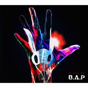 HANDS UP (A) [CD+DVD]<初回限定盤> 12cmCD Single