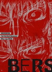 ベルセルク 1st &2nd Season Blu-ray BOX [4Blu-ray Disc+3CD]