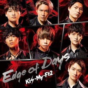 Edge of Days [CD+DVD]<初回盤A> 12cmCD Single