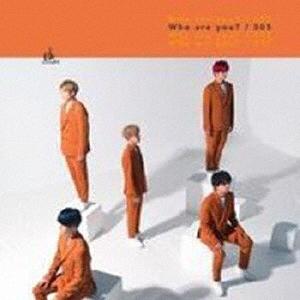 Who are you?/005<初回限定盤A> 12cmCD Single