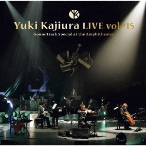 Yuki Kajiura LIVE TOUR vol.#15 ~Soundtrack Special at the Amphitheater~ CD