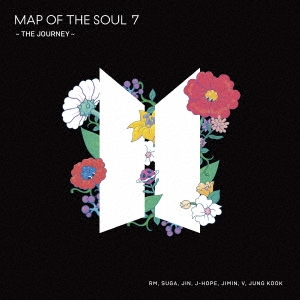 MAP OF THE SOUL : 7 ~ THE JOURNEY ~<通常盤/初回プレス> CD