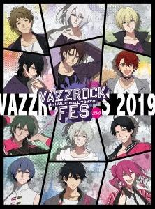 VAZZROCK FES 2019 Blu-ray Disc