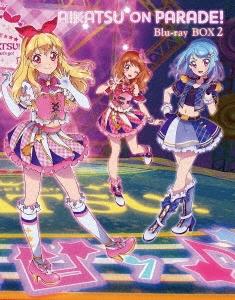 アイカツオンパレード! Blu-ray BOX 2 Blu-ray Disc