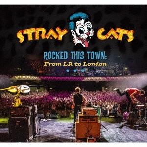 ロックド・ディス・タウン:フロム・LA トゥ・ロンドン [CD+Tシャツ]<Tシャツ付限定盤> CD