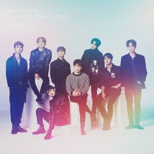 UNIVERSE : THE HISTORY [CD+Photobook]<初回限定盤B> CD