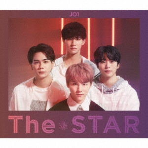 The STAR [CD+DVD]<初回限定盤Red> CD