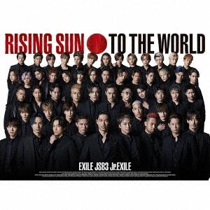 RISING SUN TO THE WORLD [CD+Blu-ray Disc+フォトブック]<初回生産限定盤> 12cmCD Single