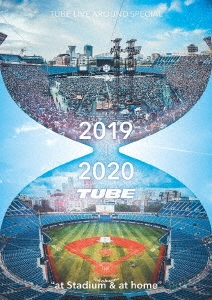 TUBE LIVE AROUND SPECIAL2019-2020 at stadium & at home<初回限定仕様> DVD