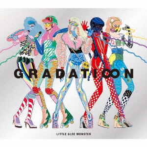 GRADATI∞N [3CD+Blu-ray Disc]<初回生産限定盤A> CD