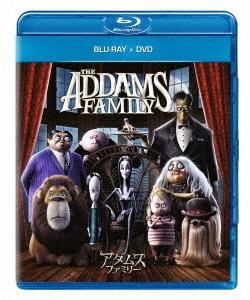 コンラッド・ヴァーノン/アダムス・ファミリー [Blu-ray Disc+DVD][GNXF-2622]