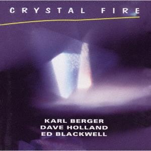 Karl Berger/クリスタル・ファイヤー<完全限定生産盤>[CDSOL-46348]