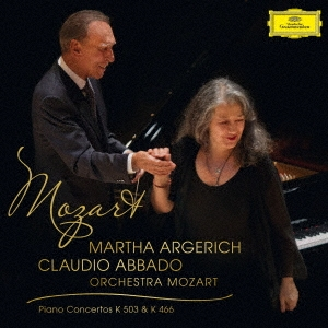 モーツァルト:ピアノ協奏曲第20番・第25番<生産限定盤>