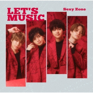LET'S MUSIC [CD+DVD]<初回限定盤B> 12cmCD Single