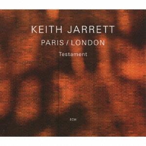 Keith Jarrett/テスタメント [UCCE-1120]