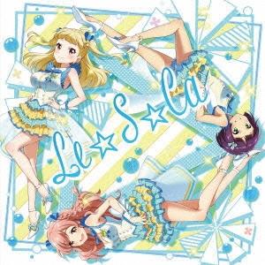 Le☆S☆Ca/YELLOW [CD+オリジナルコースター3枚セット] [VIZL-912]