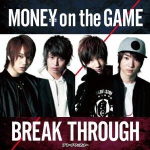 BREAK THROUGH/ワンパン!!/MONEY on the GAME<MONEY on the GAMEジャケット盤(typeB)>[TCWR-0023]
