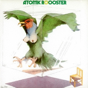 Atomic Rooster/アトミック・ルースター・ファースト・アルバム[BEL-162588]