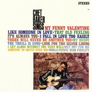 Chet Baker/チェット・ベイカー・シングス(ステレオ) [UCCU-90231]
