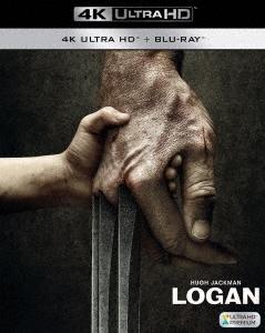 ジェームズ・マンゴールド/LOGAN/ローガン <4K ULTRA HD+2Dブルーレイ/4枚組>[FXHA-69787]