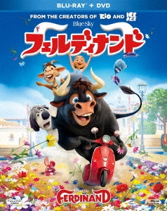 カルロス・サルダーニャ/フェルディナンド [Blu-ray Disc+DVD][FXXF-69661]