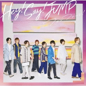 Hey! Say! JUMP/ファンファーレ! [CD+DVD+ブックレット]<初回限定盤2>[JACA-5803]