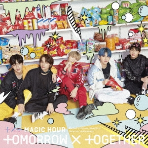 MAGIC HOUR [CD+フォトブック]<初回限定盤C> 12cmCD Single
