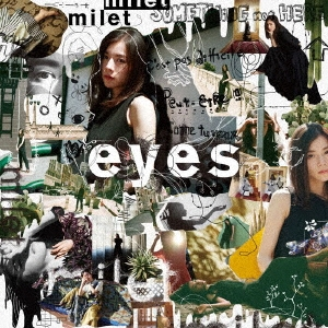 eyes<通常盤> CD
