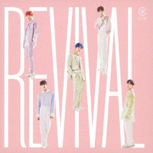 Revival [CD+DVD]<初回限定盤> 12cmCD Single