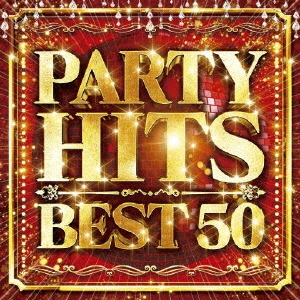 PARTY HITS BEST 50 CD