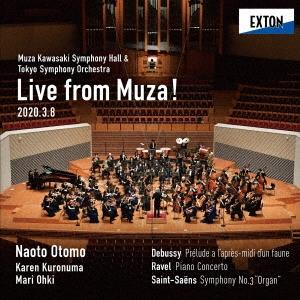ミューザ川崎シンフォニーホール&東京交響楽団 LIVE from MUZA! ≪名曲全集第155回≫ SACD Hybrid