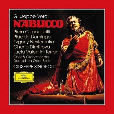 ヴェルディ: 歌劇「ナブッコ」全曲