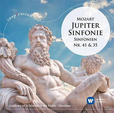 ネヴィル・マリナー/Mozart: Symphony No.41 &No.35[9029577961]
