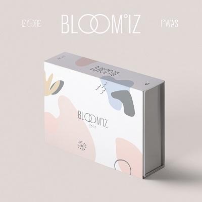 BLOOM*IZ: IZ*ONE Vol.1 (I*WAS Ver.) CD