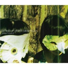Letting Up Despite Great Faults/ジャパン・ツアー・イーピー<完全限定盤>[RYECD-144]