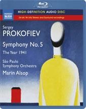Prokofiev: Symphony No.5, The Year 1941 Op.90