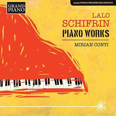 ミリアン・コンティ/Lalo Schifrin: Piano Works[GP776]