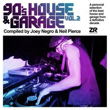90's House & Garage Vol.2 CD