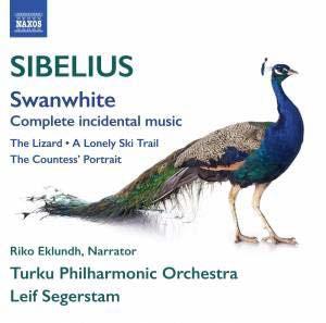 レイフ・セーゲルスタム/Sibelius: Swanwhite - Complete Incidental Music[8573341]