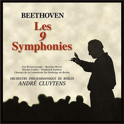 アンドレ・クリュイタンス/ベートーヴェン: 交響曲全集 [TDSA-1]