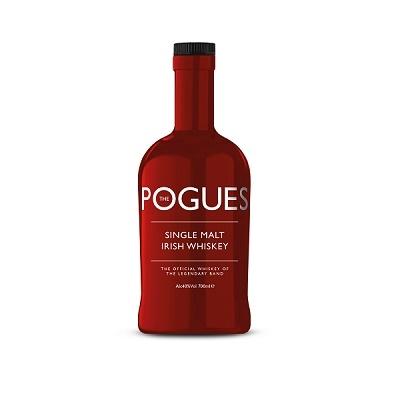 ポーグス シングルモルト ウイスキー 箱付 お酒
